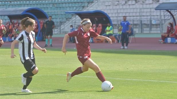 Τρίτη στο πρωτάθλημα ποδοσφαίρου Γυναικών η ΑΕΛ