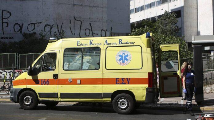 Hλικιωμένοι στο νοσοκομείο με συμπτώματα δύσπνοιας λόγω καύσωνα