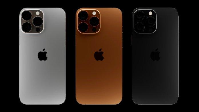 IPhone 13 Pro Max: Οι κάμερες καλύπτουν το πίσω μέρος