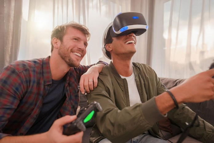 PlayStation VR: Αναμένεται το 2022 με οθόνες OLED της Samsung
