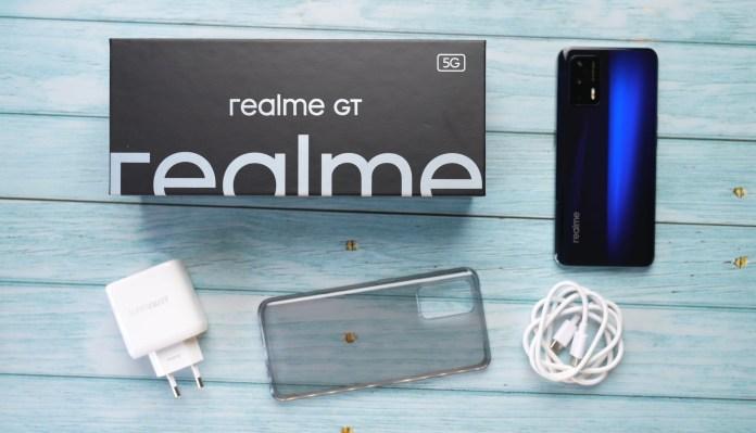 Realme GT review Vlachakis Techblog