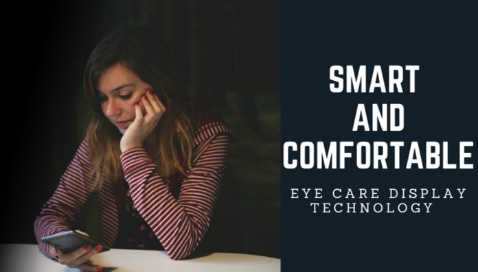 TCL: Λύσεις φροντίδας ματιών στα Smartphones