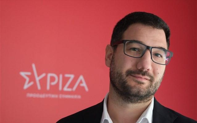 Ηλιόπουλος: Ο κ. Μητσοτάκης προσπαθεί να μετακυλήσει την αποτυχία του στους πολίτες.