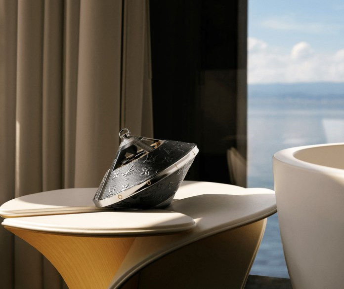 Ηχείο Louis Vuitton αξίας 2.890 δολαρίων και υψηλής αισθητικής