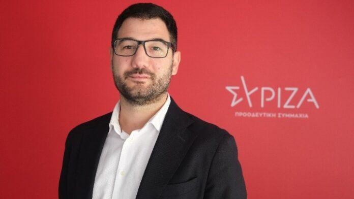 Νάσος Ηλιόπουλος: Η Πρόεδρος και η κυβέρνηση οφείλουν μια καθαρή απάντηση