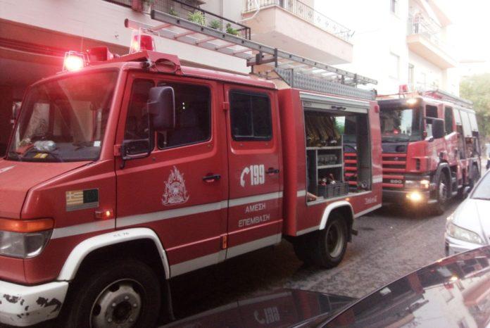 Πυρκαγιά μικρής έκτασης στη Β ΒΙΠΕ