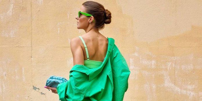 Το χρώμα που θα φορέσουμε περισσότερο αυτή την εβδομάδα είναι το πράσινο: 12 τρόποι να εντάξει στο στυλ σου κάθε πιθανή εκδοχή του