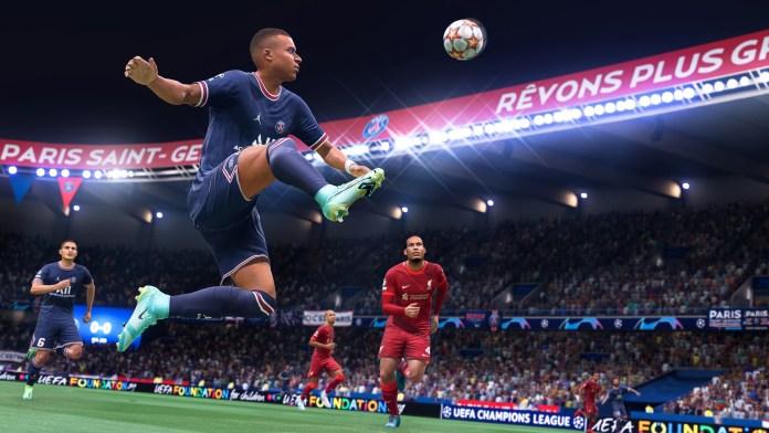 FIFA 22: Παίζει μπαλίτσα από τον Οκτώβριο με Super γραφικά