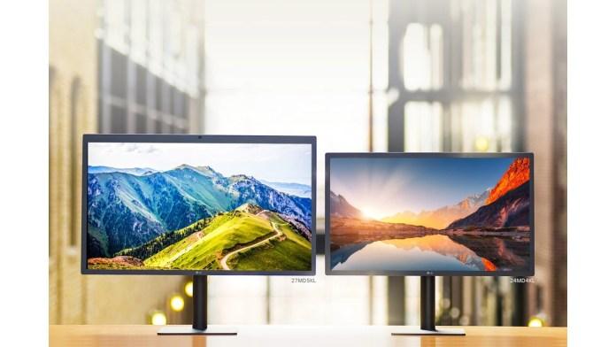 LG UltraFine Monitors: Λεπτομέρεια και υψηλή ευκρίνεια