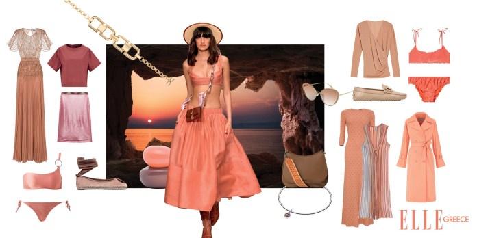 Με αυτά τα 22 Items στη βαλίτσα σου θα είσαι Matchy Matchy με το (ειδυλλιακό!) ελληνικό ηλιοβασίλεμα
