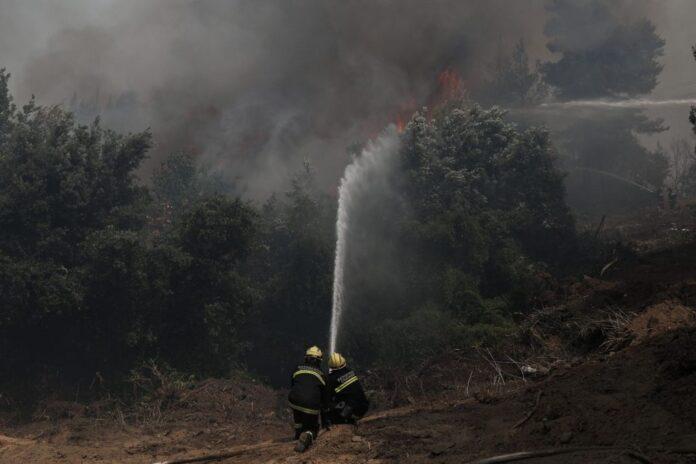 Πολιτική Προστασία: Πολύ υψηλός κίνδυνος πυρκαγιάς αύριο στη Θεσσαλία
