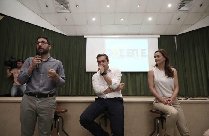 ΣΥΡΙΖΑ: «Δεν θα ζητήσουμε εκλογές όσο είναι έτσι η υγειονομική κατάσταση στη χώρα»
