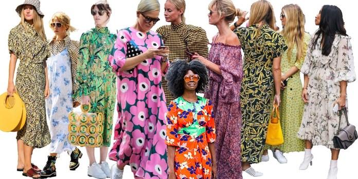 Το τέλειο φλόραλ φόρεμα του καλοκαιριού υπάρχει! 10 σχέδια που προτείνουμε