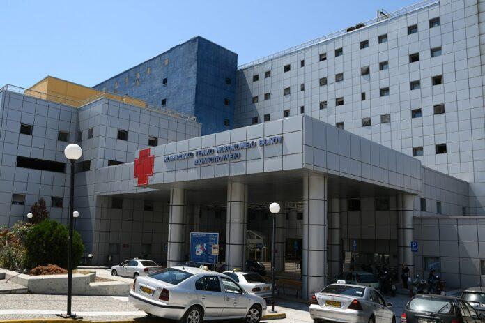 Τρεις νεκροί στο Νοσοκομείο Βόλου από κορωνοϊό