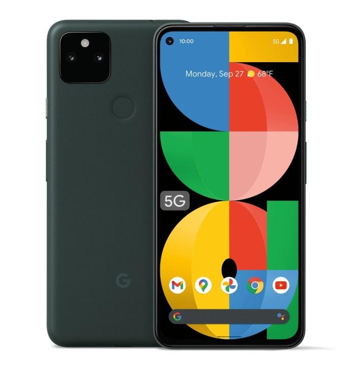 Google Pixel 5a: Εμφανίστηκαν περιστατικά υπερθέρμανσης