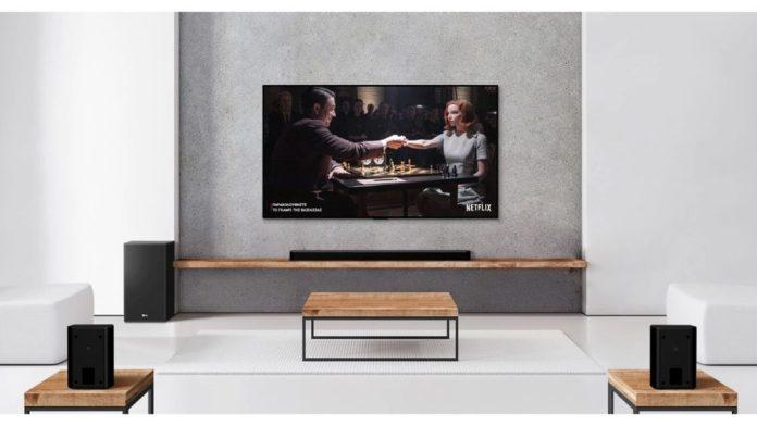 LG Soundbar SP8YA: Αναβαθμισμένη εμπειρία οικιακής ψυχαγωγίας