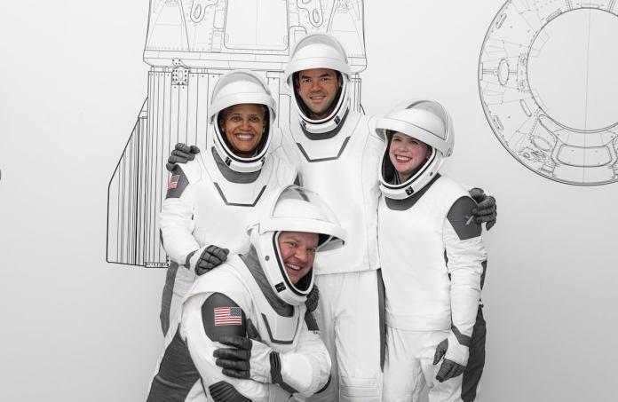 Space X Tourists 2