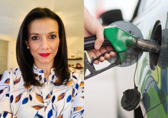 Βάσω Κοντοχρήστου στο Ράδιο ΕΝΑ: «Με 20 ευρώ καυσίμου, τα 16 είναι ειδικός φόρος κατανάλωσης»
