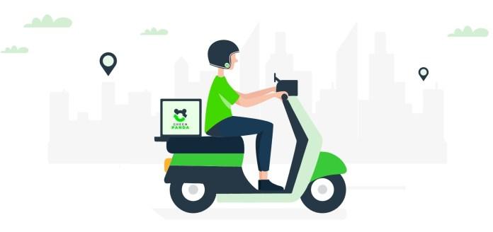 Green Panda Scooter: Πούλα το Smartphone σου από την άνεση του σπιτιού σου