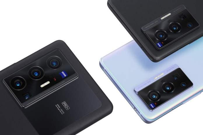 Vivo X70 Series: Τρία μοντέλα με την υπογραφή Zeiss στο φακό