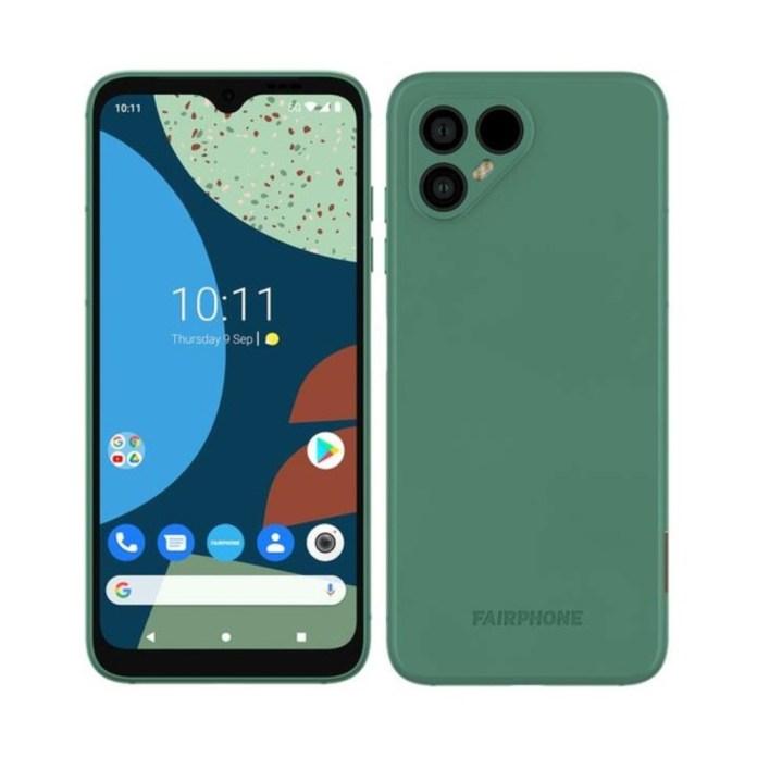 Fairphone 4: Ένα βιώσιμο Android Smartphone με 5 έτη εγγύηση