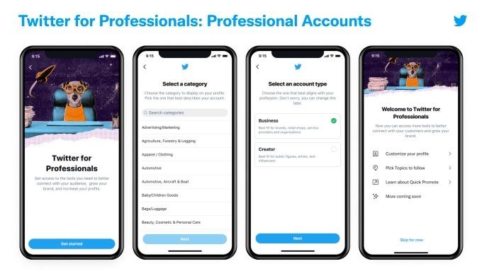 Twitter For Professionals: Έρχεται μέσα στην εβδομάδα