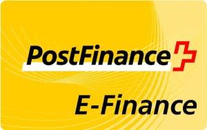 Bezahlen mit PostFinance E-Finance