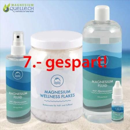 Magnesiumöl Zechstein Magnesium Fluid Set 3 kaufen