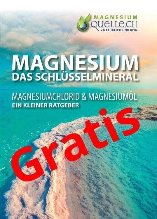 Magnesium Broschüre kostenlos