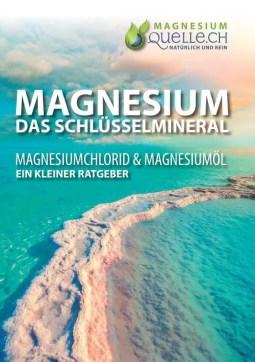 Magnesium Quelle - Magnesium Broschüre