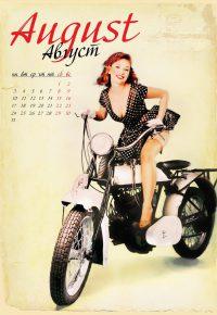 Календарь с девушками на заказ_06