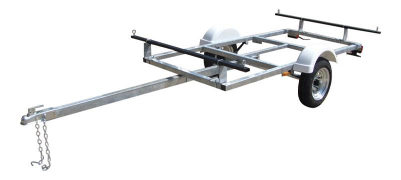 Roof Cart Trailer & Garden Trolley Cart Folding Transport