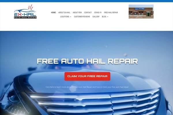 Ex-Hail Auto Hail Repair