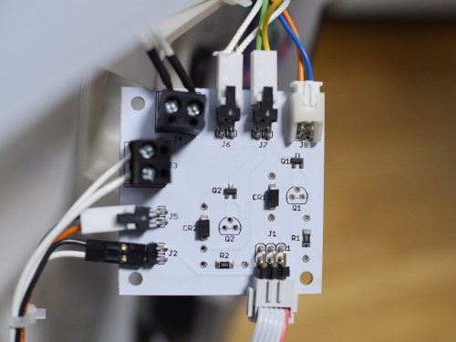small resolution of again it is equally important to observe correct polarity of the power connector here when in doubt check the copper side of the board