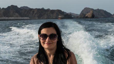 Muscat - Zatoka Omańska