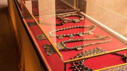 Nizwa - fort - frament ekspozycji