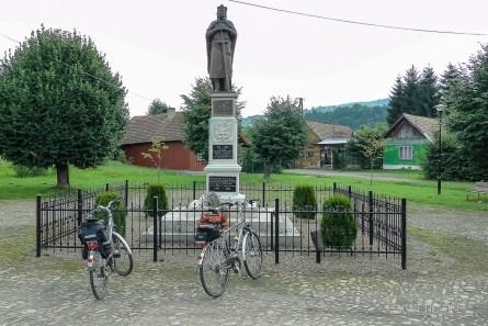 Mrzygłód - pomnik Władysława Jagiełły