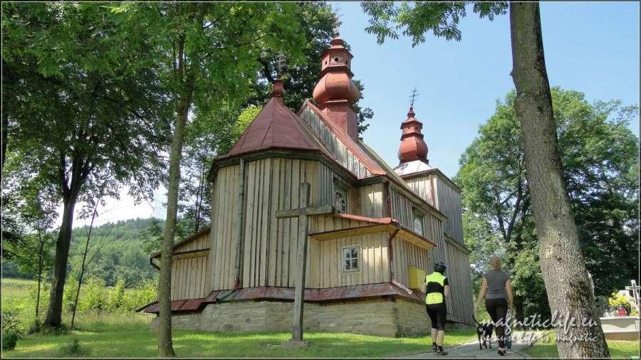 Cerkiew wHołuczkowie