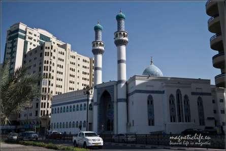 Niebieski meczet