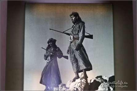 Zdjęcie na wystawie