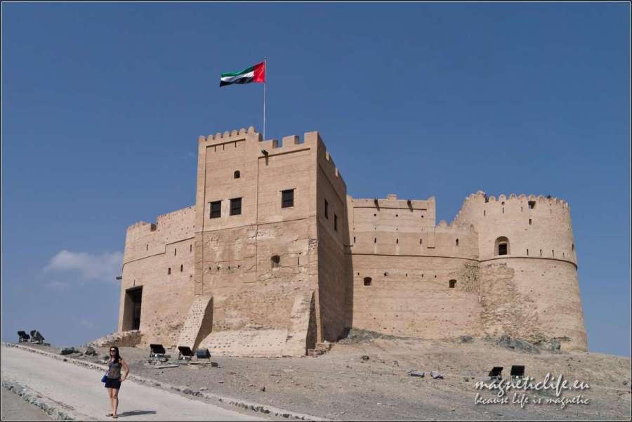 Fudżajra fort