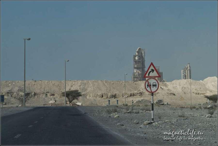 Ras Al Chaima Cementownia