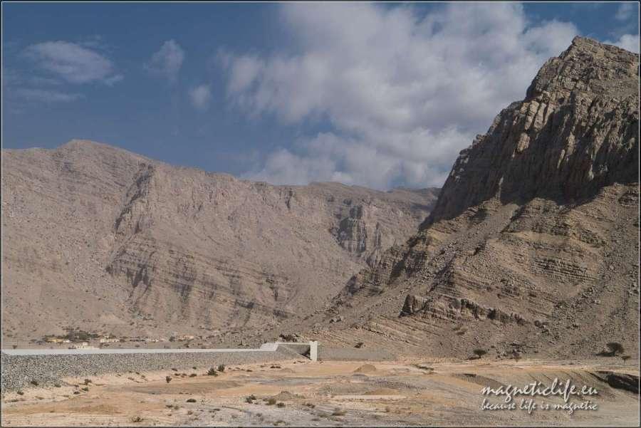 Wadi Ghalilah zapora
