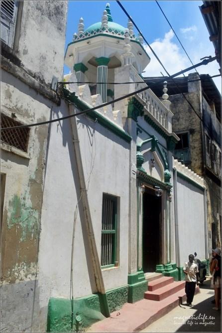 Meczet w Stone Town