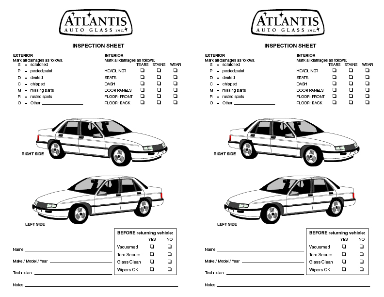 Car Damage Diagram Sheet, Car, Free Engine Image For User