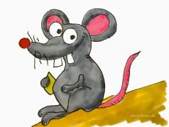 Cartoon-Maus
