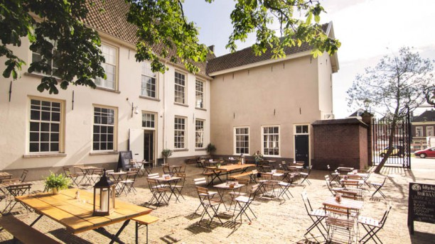 Barbaar - Delft - study - places