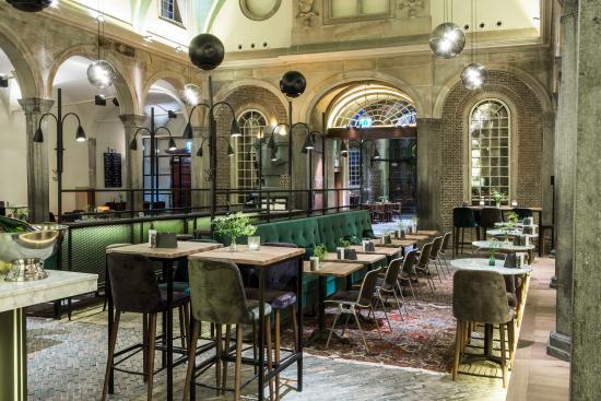 Waag - Delft - restaurant - study - places - Leiden