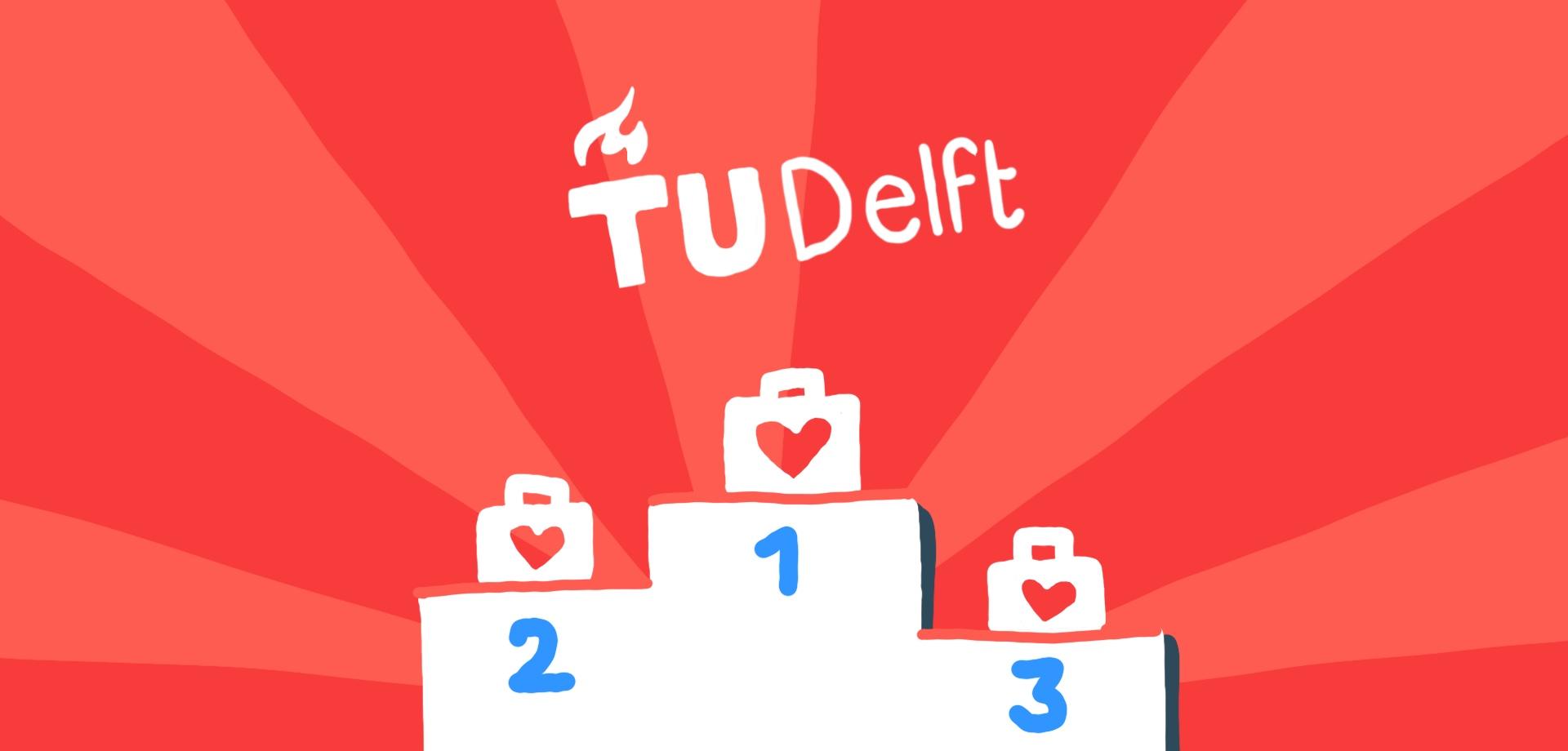 top 25 jobs TU Delft