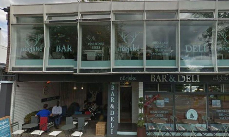Norjske study places Birmingham